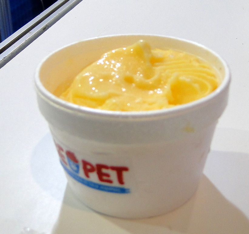 Sorvete para cães da Ice Pet