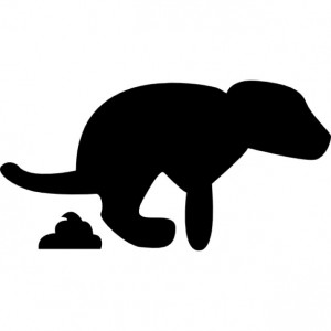 dog-and-poop-silhouette_318-56935